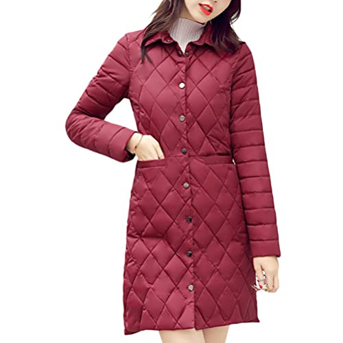Zhhyltt Caliente para el invierno Winter New Ladies Feathers Down Coats Cotton Korean Fashion Jacket...