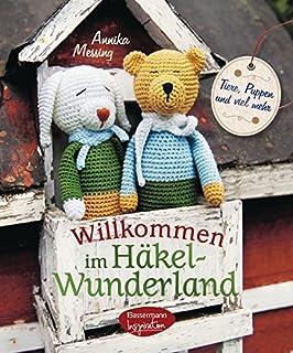 Knuddel Freunde Tiere Und Mehr Zum Häkeln Amazonde Sandrine