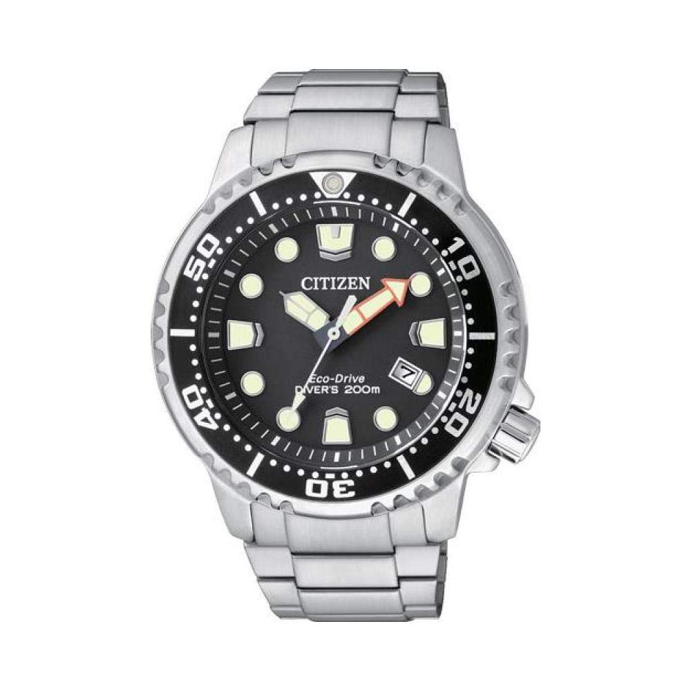 Watch Citizen Eco-Drive Divers 200mt Steel BN0150-61E: Amazon.es: Relojes