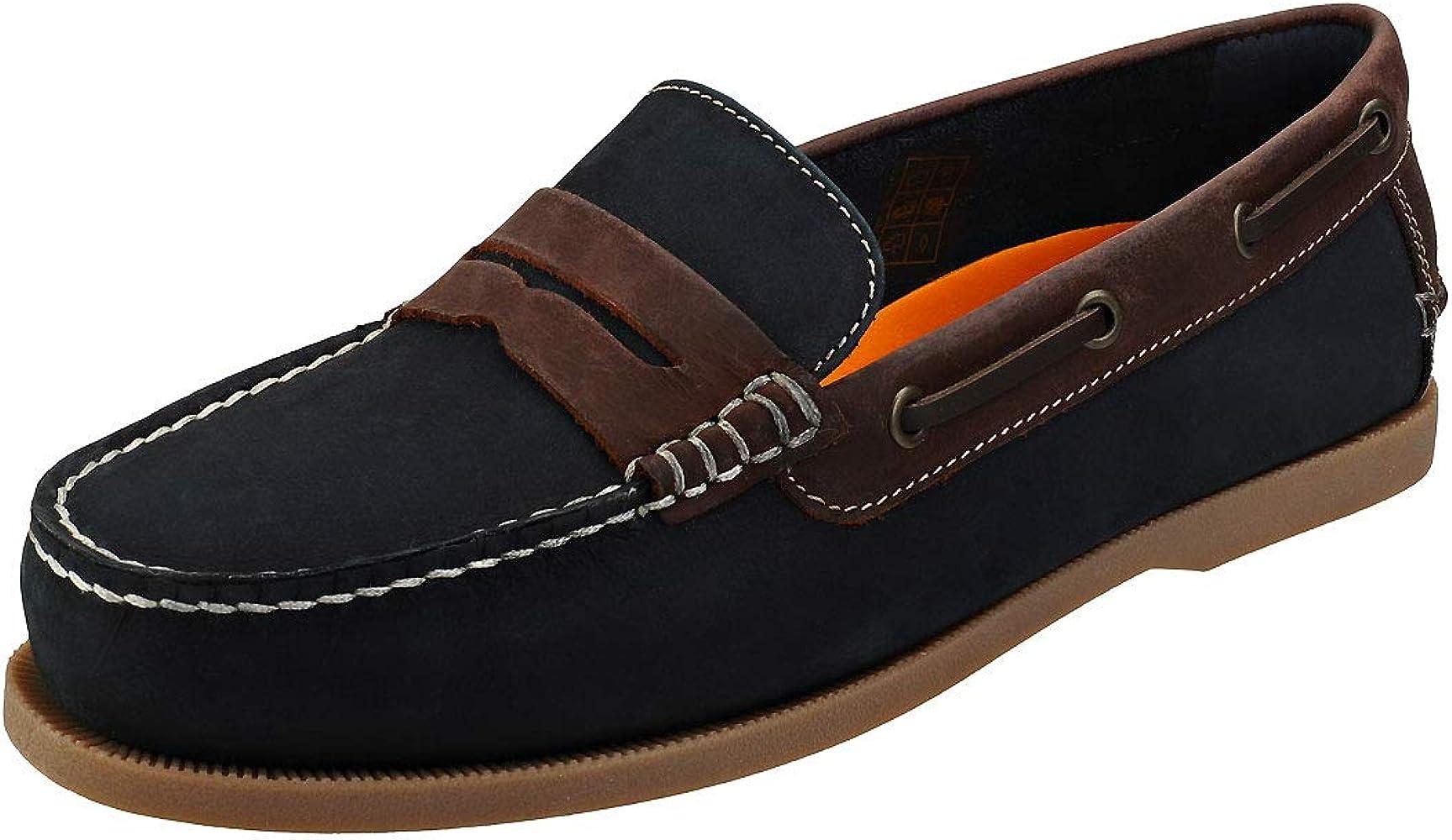 Hunt Salvadore Mens Boat Shoes