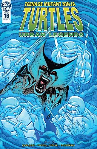 Amazon.com: Teenage Mutant Ninja Turtles: Urban Legends #16 ...