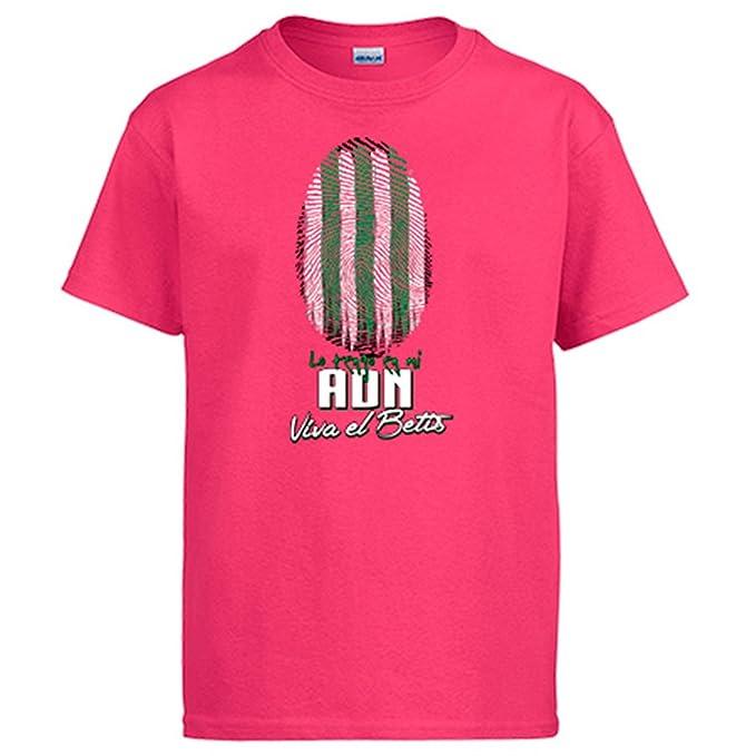 Diver Camisetas Camiseta lo Tengo en mi ADN Betis fútbol: Amazon.es: Ropa y accesorios
