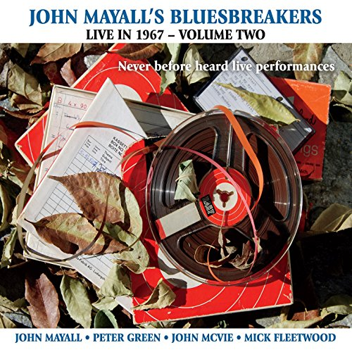 John Mayalls Bluesbreakers - Live In 1967 Vol 2 - CD - FLAC - 2016 - NBFLAC Download