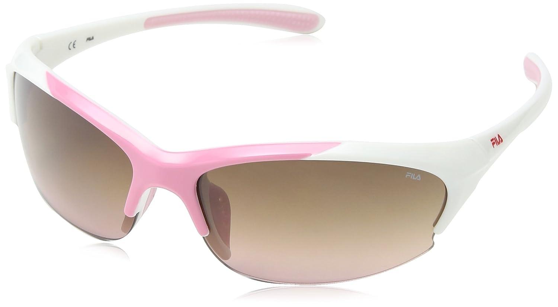 Fila SF9020-gafas de sol Hombre Gris Gris (BIANCO) Talla ...