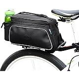 ROSWHEEL ロスホイール自転車 サイクリング用  バッグ ブラック