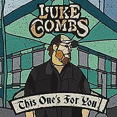 Luke Combs Hurricane cover