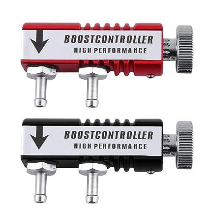 Universal Racing Car Turbo Boost Controlador Turbo Turbine Válvula de gobierno Manual Boost Controller 3 opción de color Venta caliente: Amazon.es: Coche y ...