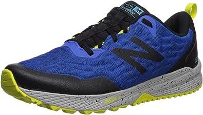 New Balance Nitrel V3 - Zapatillas de Senderismo para Hombre, Color Azul, Talla 42 EU: Amazon.es: Zapatos y complementos