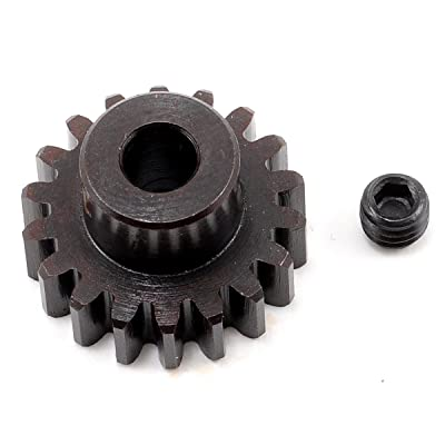 TEKNO RC LLC M5 Pinion Gear, 18T, MOD1, 5mm Bore, M5 Set Screw, TKR4178: Toys & Games