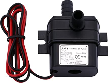 Sensational Amazon Com Yeeco Submersible Water Pump Dc 12V Brushless Water Wiring Cloud Oideiuggs Outletorg