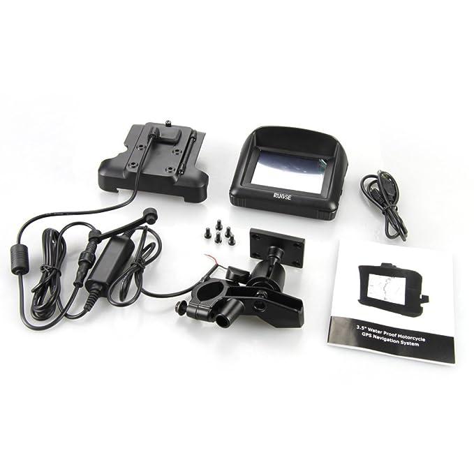 Rupse Waterproof Portable Universal Motorcycle 3 5