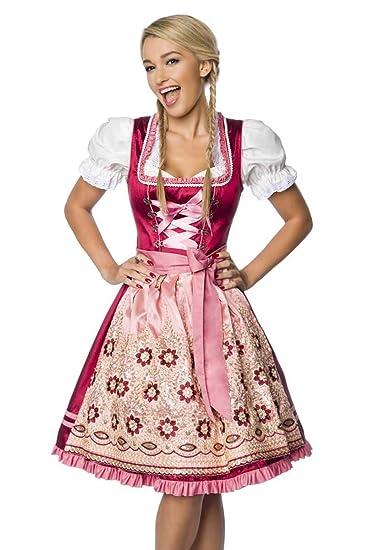 29b30e1310753f Premium Designer Dirndl with Apron Dress dirndkleid Oktoberfest ...