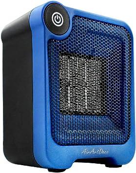 Ventilador de calefacción, 500W Mini cerámica Cerámica