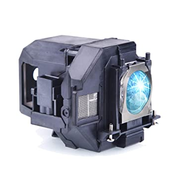 Lanwande V13H010L96 / ELPLP96 reemplazo lámpara de proyector para Epson Home Cinema 1060 2100 2150 660 760, PowerLite 1266 1286 X39, VS250 VS355 ...