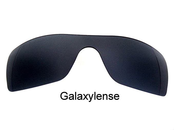 16192e94020 Amazon.com  Galaxy Replacement Lenses For Oakley Batwolf Black Color  Polarized