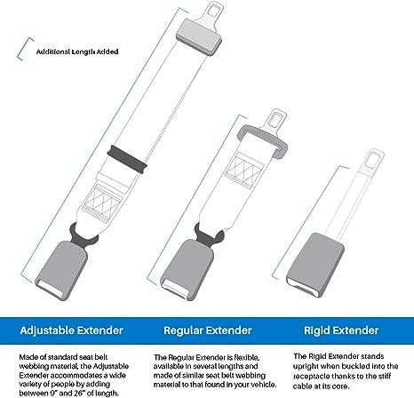 1 Piece Safety Carbon Fiber Belt Buckle Real Truck Safety Seat Car Seat Belt Alarm Canceler Plug