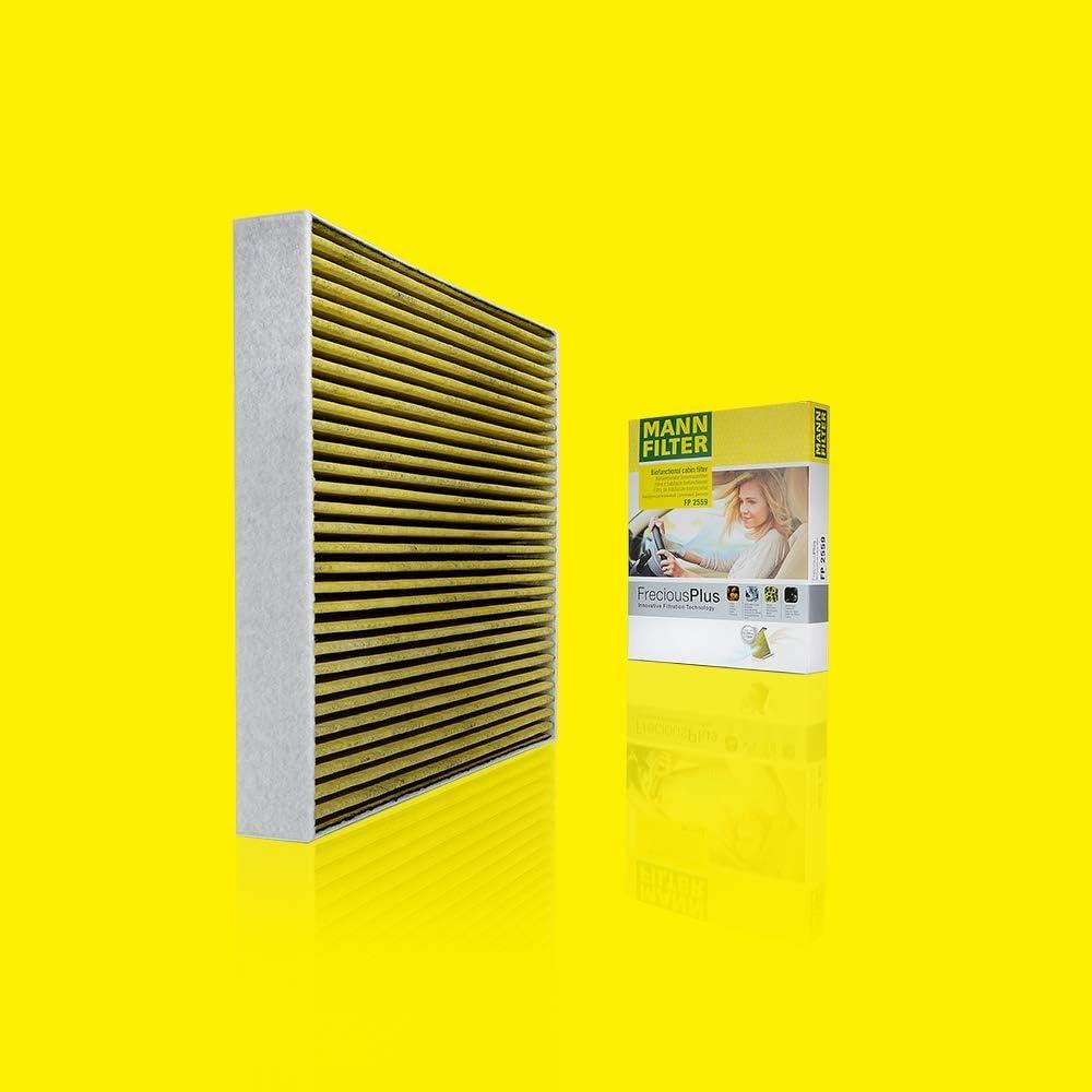 Mann Filter FP26009 Filtro de Habitáculo: Amazon.es: Coche y moto