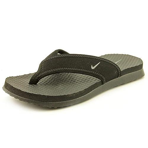 newest 99d7e 109bd nike footbed flip flops