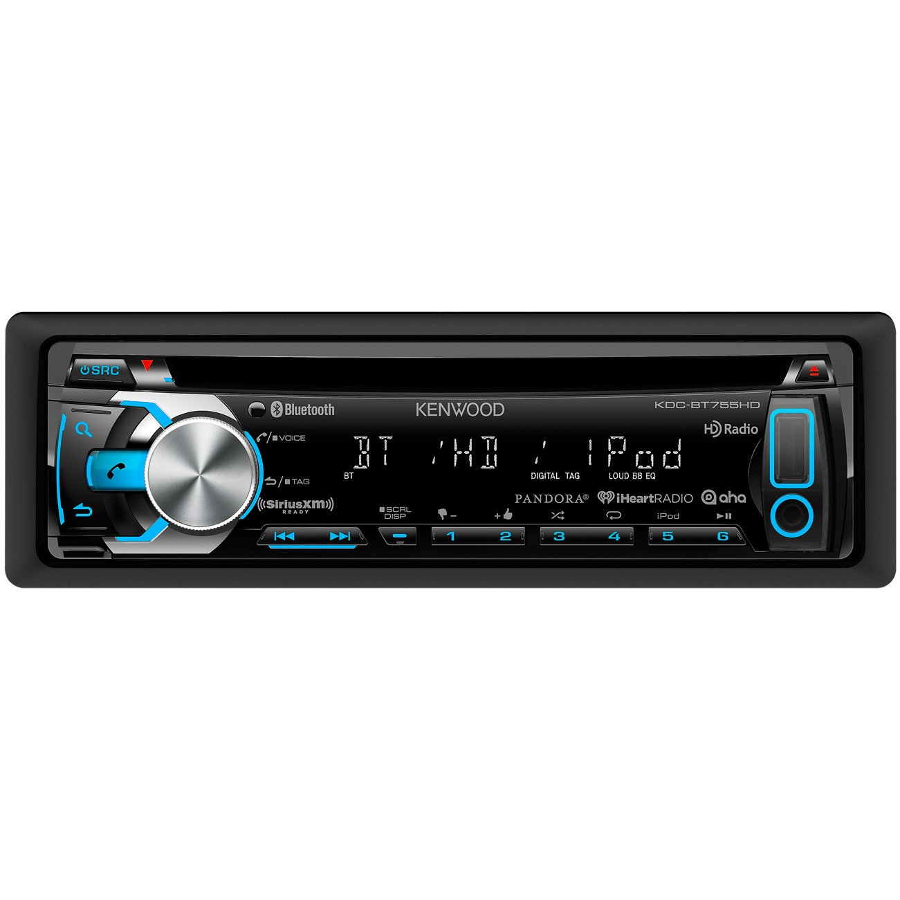 613EZhXKlLL._SL1301_ amazon com kenwood kdc bt755hd single din in dash cd siriusxm(tm kenwood kdc-bt758hd wiring diagram at aneh.co