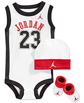 finest selection e0387 c9754 NIKE AJ Michael Air Jordan #23 Jersey 3 Piece Infant Gift ...