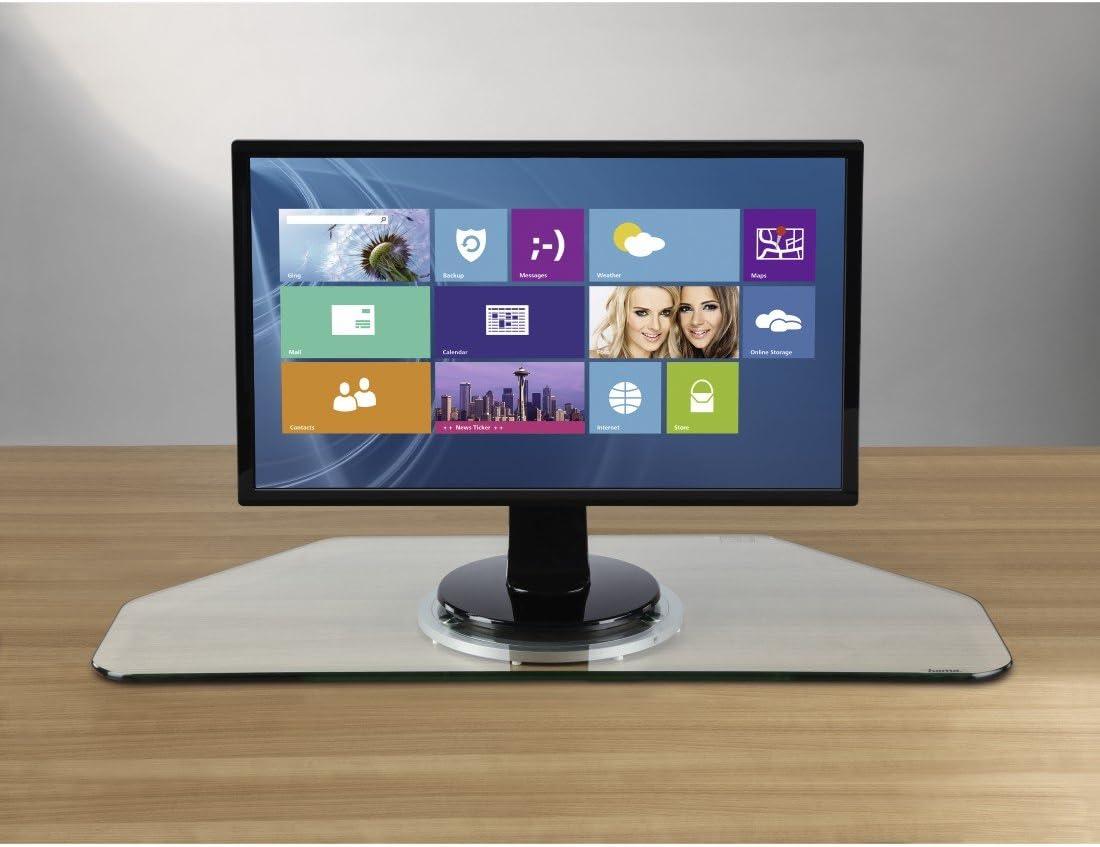 Hama Tv Drehteller Für Fernseher Und Monitore Elektronik
