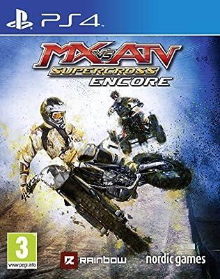 MX Vs ATV Supercross Encore EDITION (PS4)