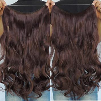 Image result for Halo hair extension-Look great with your natural hair