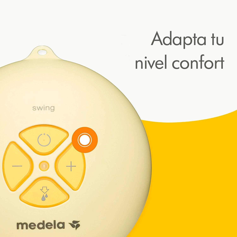 Medela Swing - Sacaleches eléctrico, automático simple: Amazon.es ...