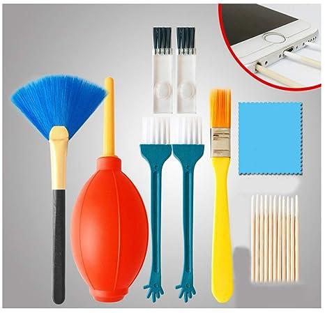 Dancepandas Kit de Limpieza de Moviles 18PCS Limpieza de ...