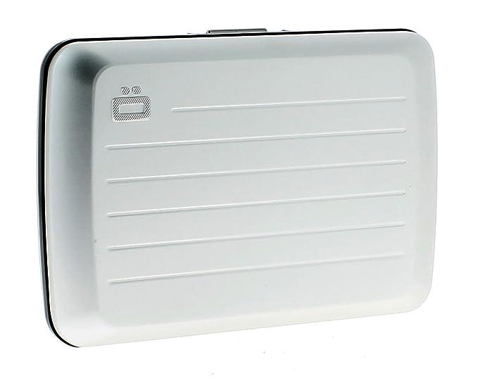 Amazon.com: Ogon RFID Estocolmo V2.0 aluminio cartera ...