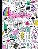 Sketch Book: Large Notebook for Drawing, Doodling