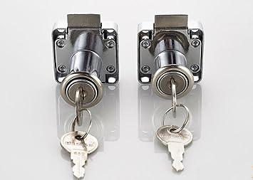 BOYIMAOYI WHH/Tope de cajones Cerradura Cerradura cerraduras/Escritorio Cerradura fichero/Armario/Muebles/Mobile/Armario: Amazon.es: Hogar