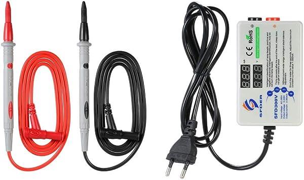 Roeam LED TV Backlight Tester,SFDER Voltímetro Amperímetro Digital ...