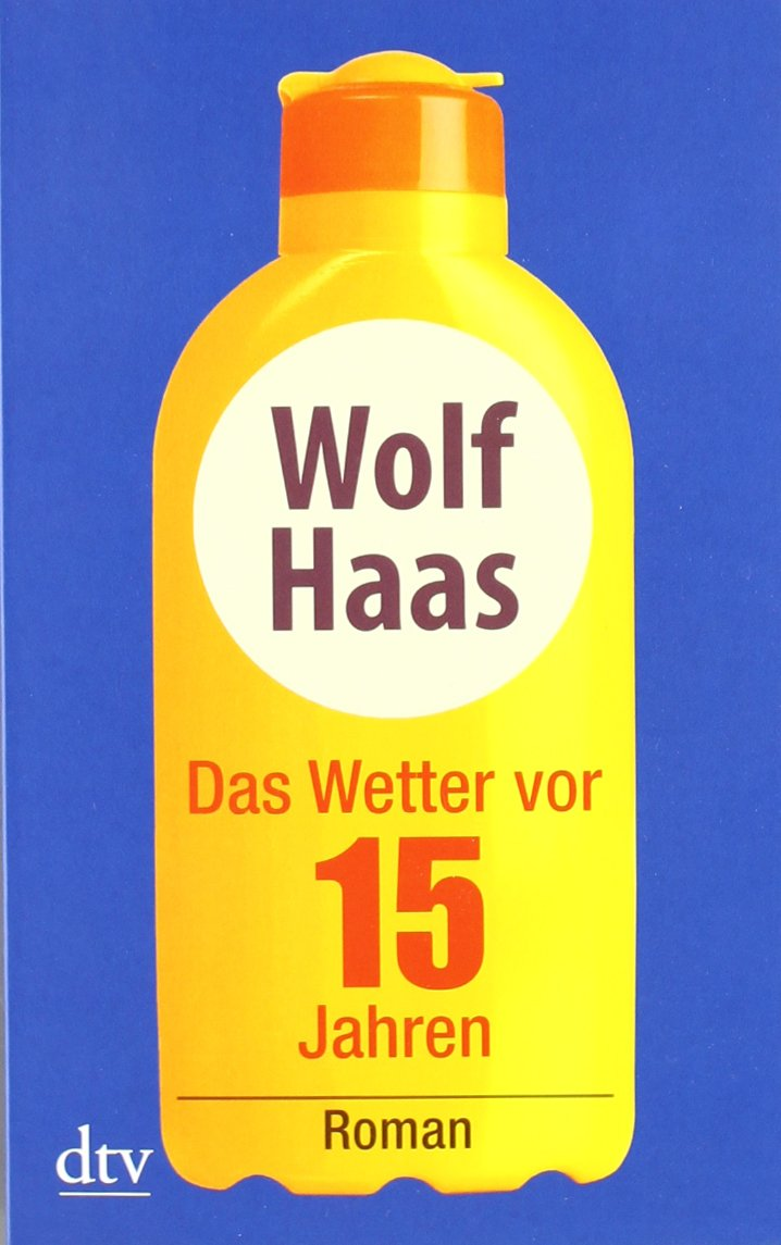 Download Das Wetter Vor 15 Jahren (German Edition) ebook