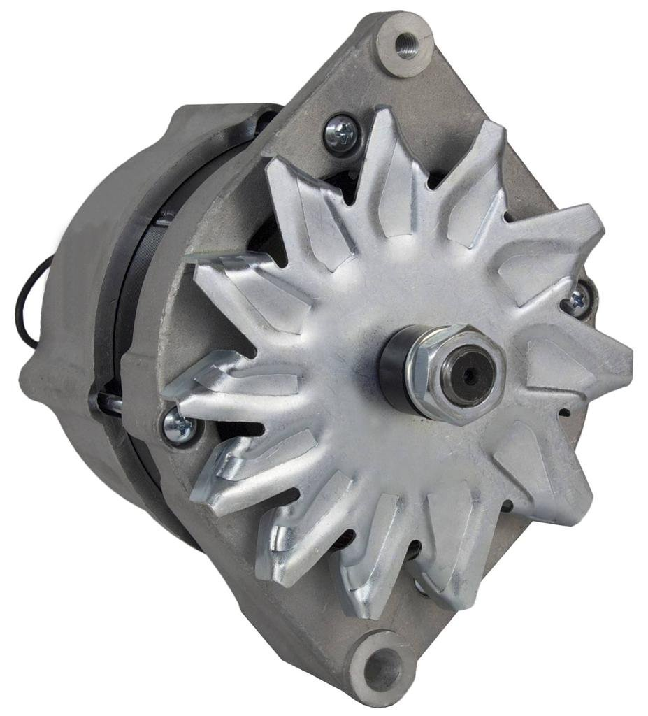 Amazon.com: NEW ALTERNATOR FITS CASE LOADER 480E 480F 570LXT 580 SUPER L  120488293 AR187873: Automotive