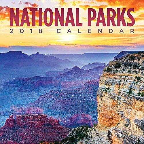 Park Calendar (2019 National Parks Mini Wall Calendar)