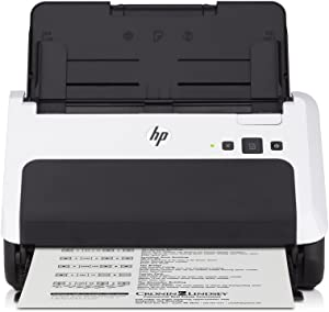 HEWL2737A - HP Scanjet 3000 Sheetfed Scanner - 600 dpi Optical