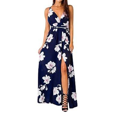 d3b1cc8fa6 Halijack Women Summer Dress