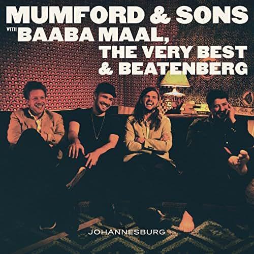 Johannesburg - Mumford & Sons - 2016