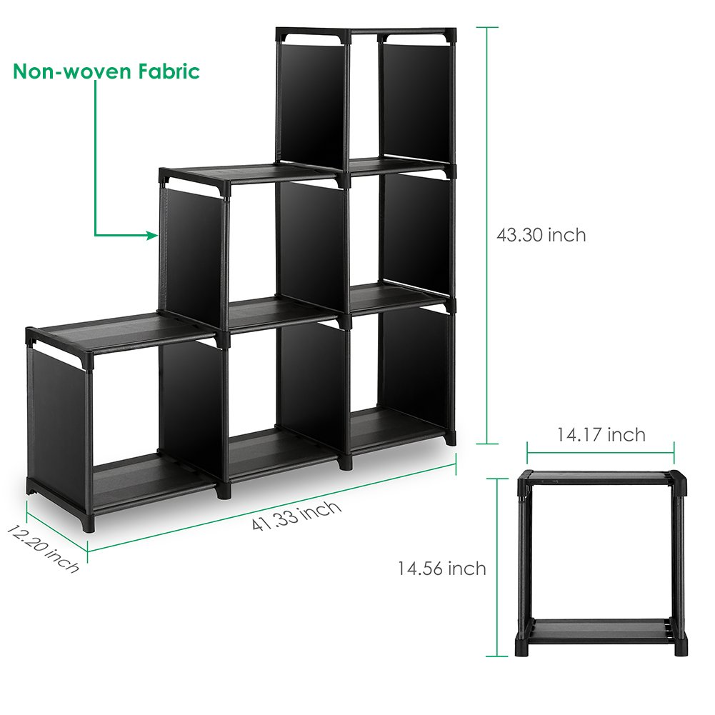 Do It Yourself Home Design: Office Products ⇒ TomCare Cube Storage 6-Cube Closet