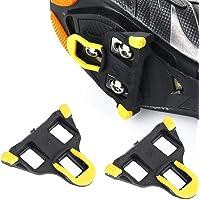 Fietspedaalplaatjes, duurzame Matrix SPD-schoenplaatjes, antislip racefiets met Shimano SPD-SL-schoenplaatjes Voorkom…
