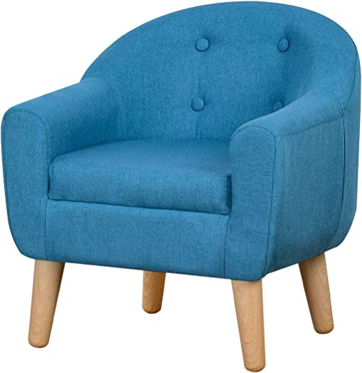 Kids Toddler Upholstered Armchair Childrens Furniture Cute Pets