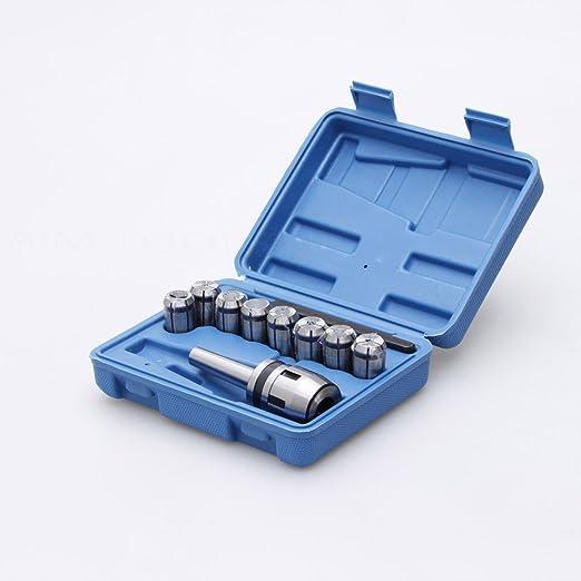 11023022 Morsekegel Spannzange 8ST /&Bohrfutter Schl/üssel MT2 Drechselbank Fr/äswerkzeuge
