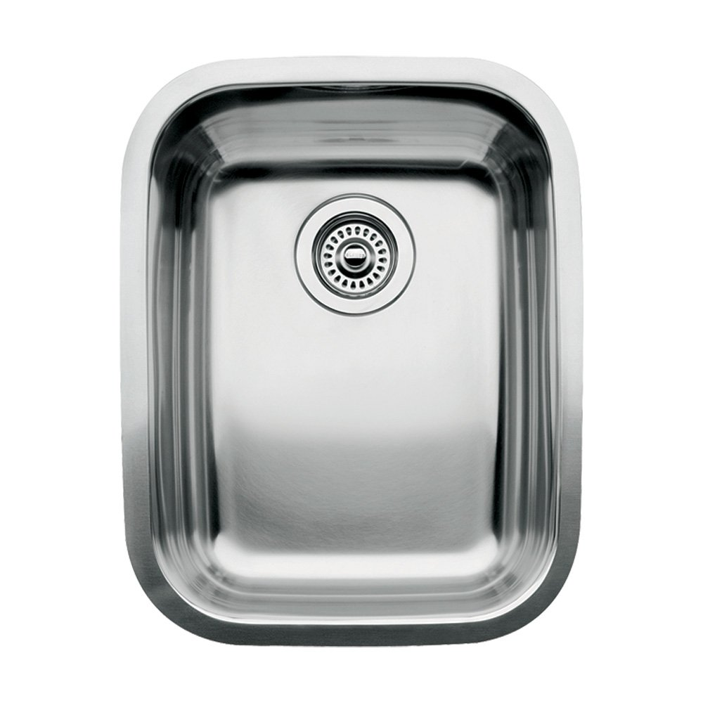 Blanco 440247 Supreme 3 4 Bowl-Depth 7 Sink, Stainless Steel
