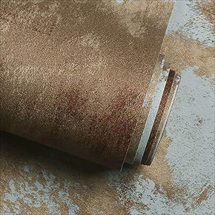 Color : Style A XHHWZB Papel Pintado de PVC 3D Ropa abigarrada Retro Tienda Barber Shop Bar Caf/é Cemento Rollos de Papel de Pared para Paredes 3 D Revestimientos de Pared a Prueba de Agua