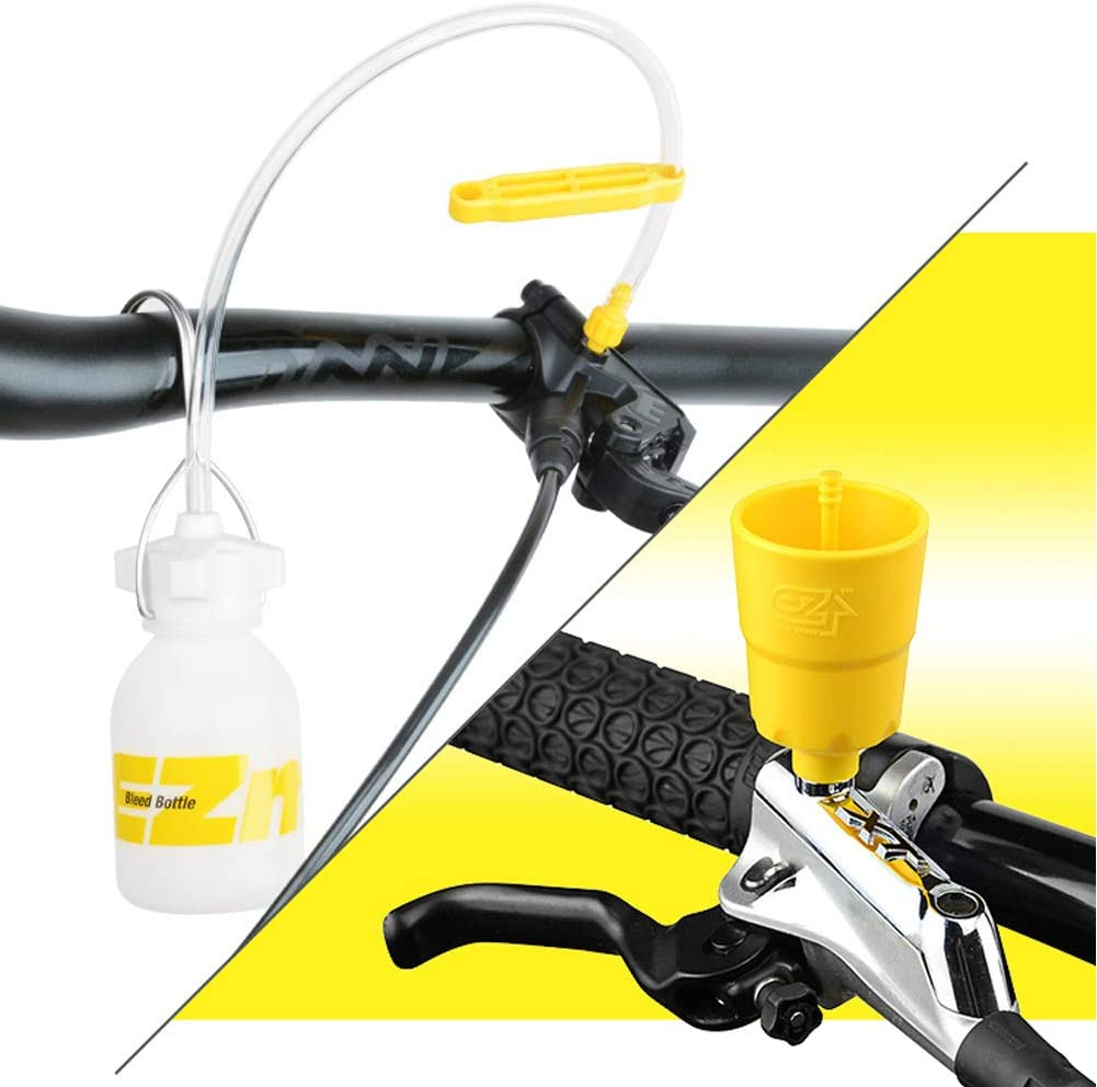 Come Foto Show 25x9.5x7cm xiegons0 Disco Kit Spurgo Freni Ciclismo Idraulico di Minerali Disco Freno Spurgo Too per Shimano per Tektro Strada Bicicletta