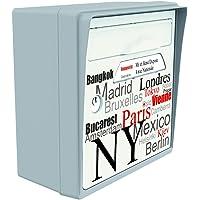 Signée SGCGR-EL001 Capitales du Monde - Buzón (incluye