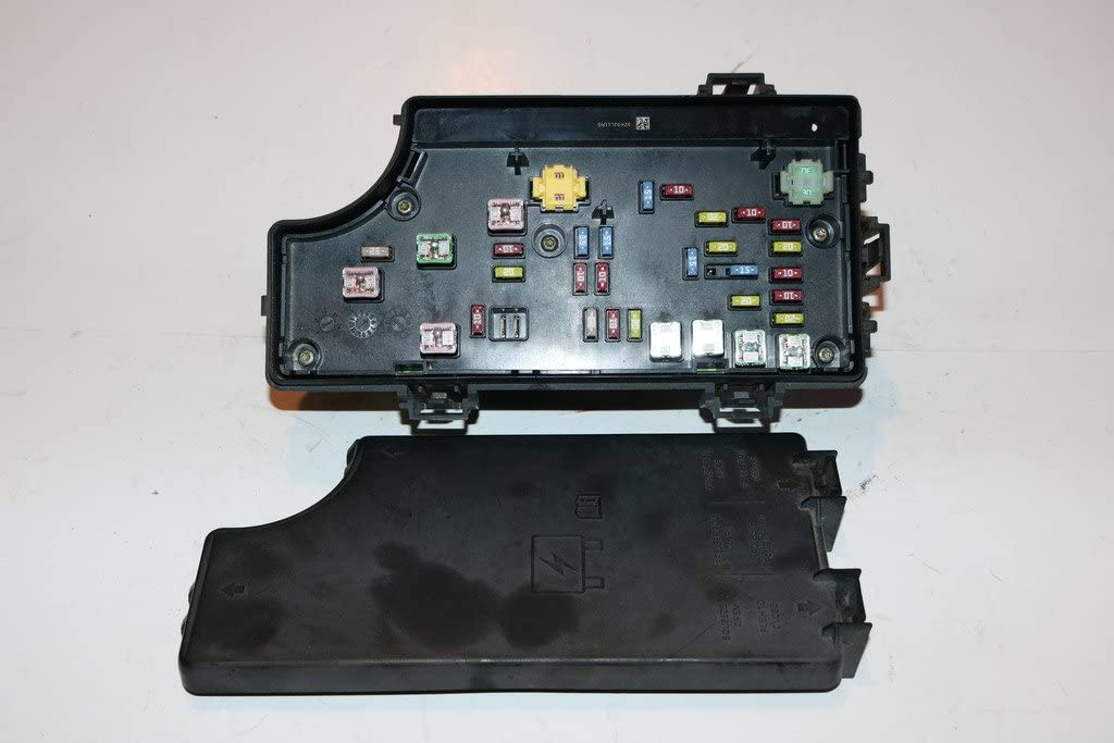 Fuse Box On Dodge Avenger