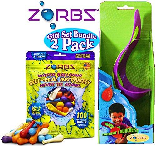 zorbz self sealing water balloons - 4