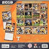 Tennessee Volunteers 2019calendario